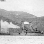 Tarihte bir ilk, İlk uçak gemisinin batırılışı