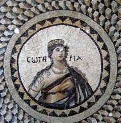 Roma ve Bizans  dönemi, Mozaik
