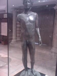 Çalınan Tarihimiz, Dionysos Bronz Heykeli