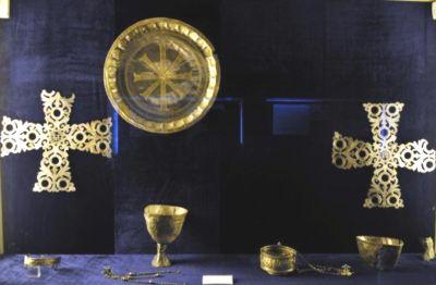 Çalınan tarihimiz, Kumluca hazinesi