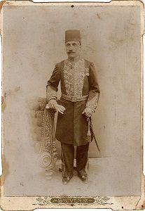Mahmut Paşa ve bir aşk hikayesi